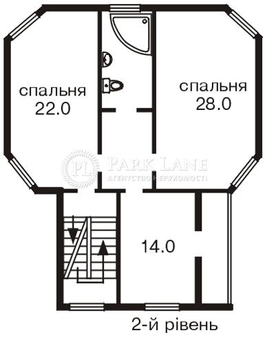 Дом ул. Дачная, Софиевская Борщаговка, C-88881 - Фото 3
