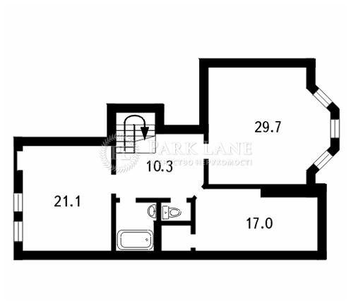 Квартира ул. Воздвиженская, 33, Киев, L-7054 - Фото 3