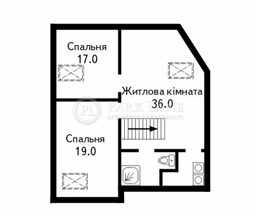 Квартира ул. Грушевского Михаила, 9, Киев, B-76369 - Фото 3