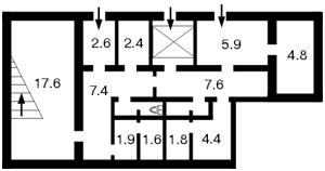 Коммерческая недвижимость, Z-604107, Юры Гната, Святошинский район
