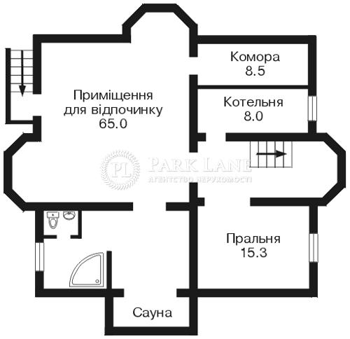 Дом Петропавловская Борщаговка, C-89397 - Фото 3