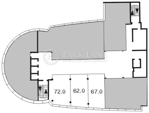 Офис, ул. Сверстюка Евгения (Расковой Марины), Киев, I-11205 - Фото 2