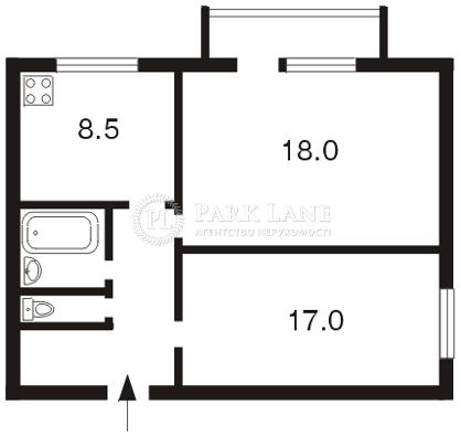Квартира вул. Дарвіна, 1, Київ, D-16678 - Фото 2