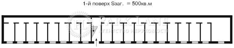 Офіс, вул. Магнітогорська, Київ, E-21495 - Фото 1
