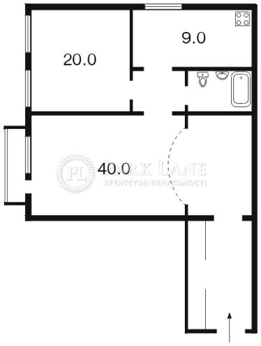Квартира ул. Крещатик, 32б, Киев, L-10577 - Фото 2