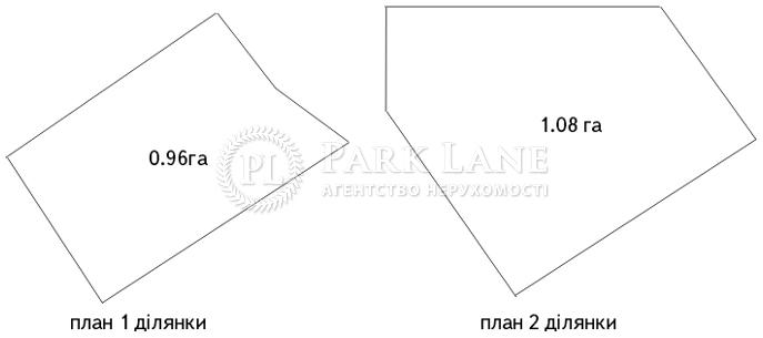 Земельный участок Хотяновка, I-12745 - Фото 1