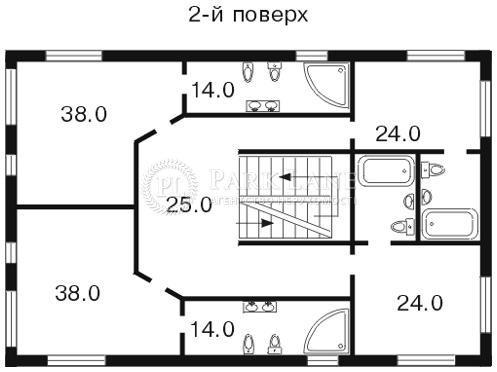 Будинок вул. Цимбалів Яр, Київ, Z-738723 - Фото 2