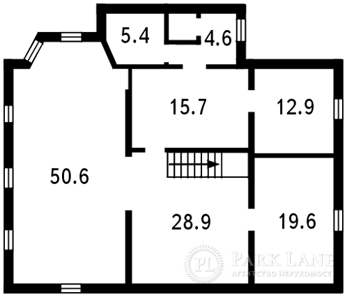Дом ул. Каштановая, Софиевская Борщаговка, L-11559 - Фото 4