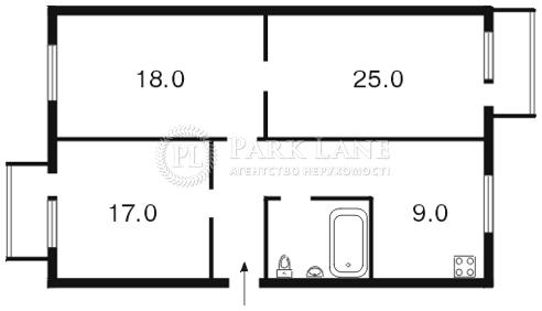 Квартира Z-744465, Большая Васильковская, 131, Киев - Фото 6
