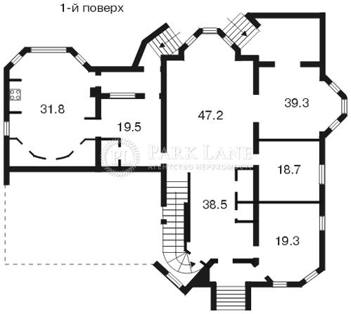 Дом Петропавловская Борщаговка, Z-761244 - Фото 3