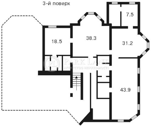 Дом Петропавловская Борщаговка, Z-761244 - Фото 6