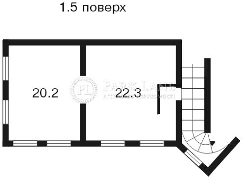 Дом Петропавловская Борщаговка, Z-761244 - Фото 4