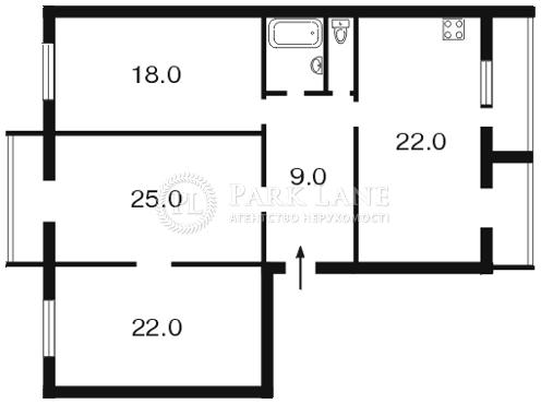 Квартира ул. Круглоуниверситетская, 17, Киев, H-21443 - Фото 2