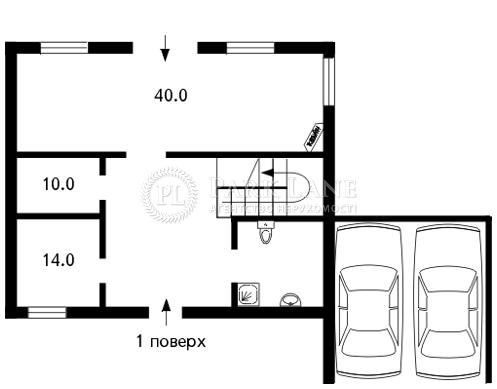 Будинок Петропавлівська Борщагівка, K-8158 - Фото 1