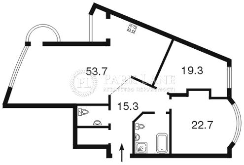 Квартира ул. Старонаводницкая, 6б, Киев, M-13163 - Фото 2