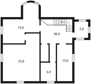 Дом B-81245, Октябрьская, Петропавловская Борщаговка - Фото 2