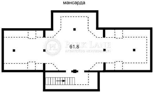 Будинок вул. Реута М.пров., Київ, Z-900452 - Фото 3