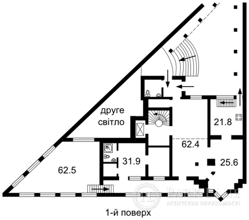Дом ул. Цимбалов Яр, Киев, M-15043 - Фото 3