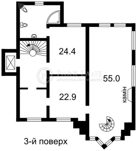 Дом ул. Цимбалов Яр, Киев, M-15043 - Фото 5