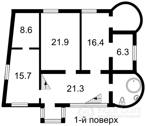 Дом Хотов, Z-933120 - Фото 2