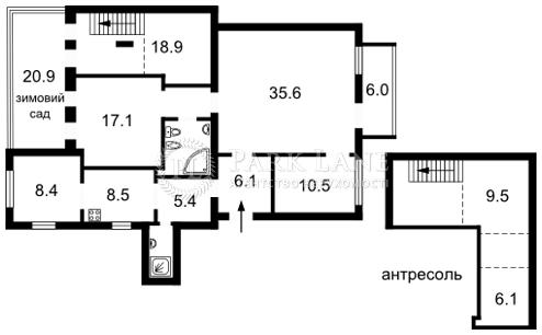 Квартира ул. Заньковецкой, 7, Киев, I-12060 - Фото 2