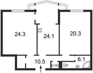 Квартира I-9271, Сечевых Стрельцов (Артема), 52а, Киев - Фото 4