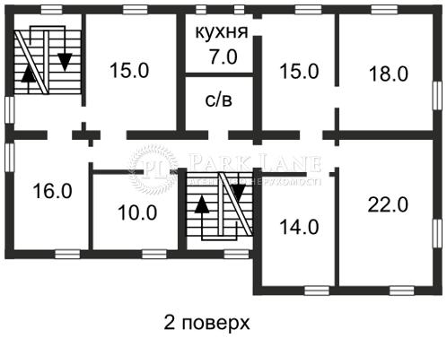 Дом ул. Ольшанская, Киев, F-25239 - Фото 3