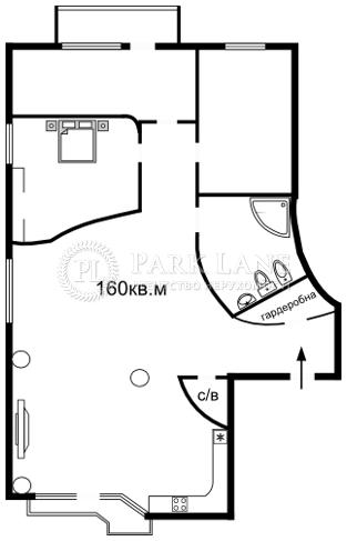 Квартира ул. Владимирская, 79, Киев, X-282 - Фото 2