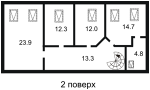 Квартира N-9509, Ярославів Вал, 13, Київ - Фото 4