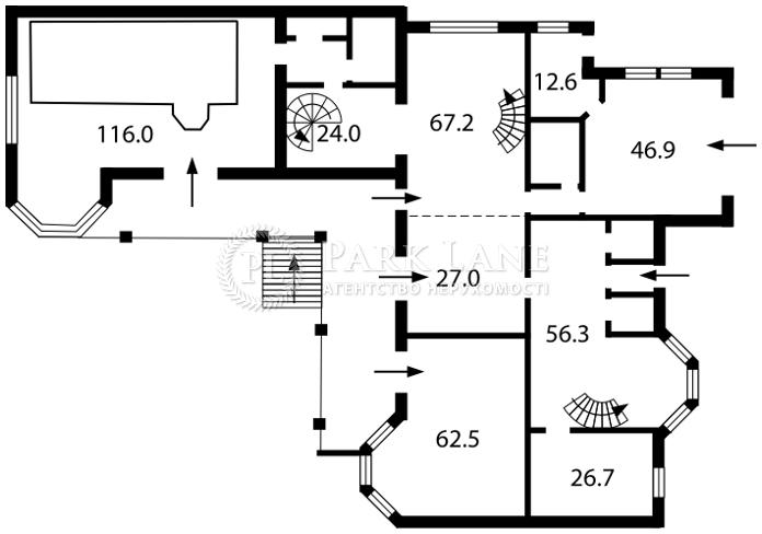 Дом Козин (Конча-Заспа), L-15791 - Фото 2