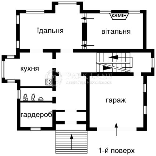 Будинок Мощун (Києво-Святошинський), Z-988845 - Фото 2