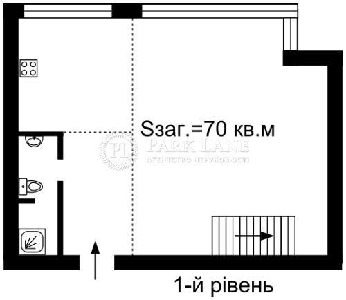 Квартира ул. Никольско-Слободская, 2б, Киев, C-94344 - Фото 2