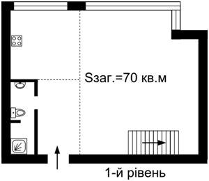 Квартира C-94344, Никольско-Слободская, 2б, Киев - Фото 6