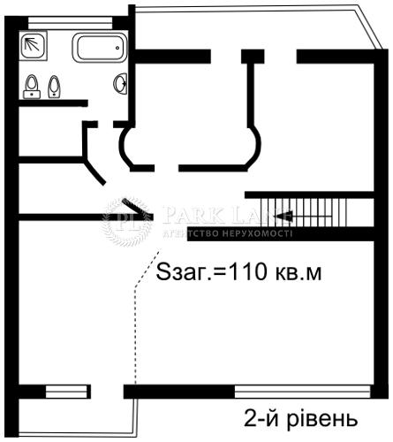 Квартира ул. Никольско-Слободская, 2б, Киев, C-94344 - Фото 3