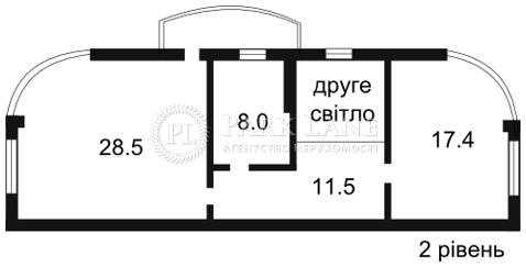 Квартира ул. Московская, 46/2, Киев, P-4711 - Фото 3