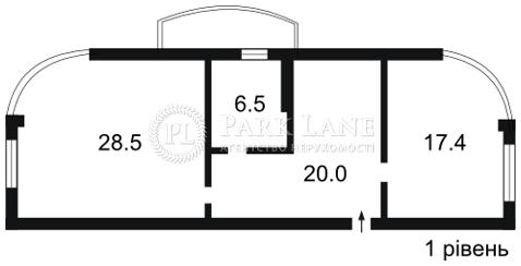 Квартира ул. Московская, 46/2, Киев, P-4711 - Фото 2
