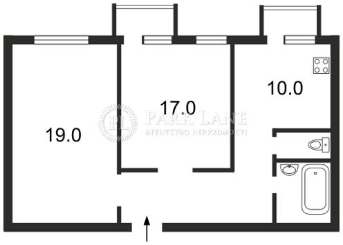 Квартира ул. Владимирская, 19а, Киев, A-48527 - Фото 2