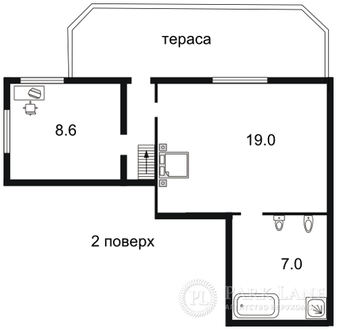 Будинок вул. Соснова, Українка, F-14477 - Фото 4