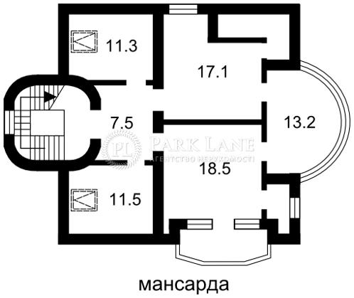 Будинок вул. Полкова, Київ, Z-1062345 - Фото 4