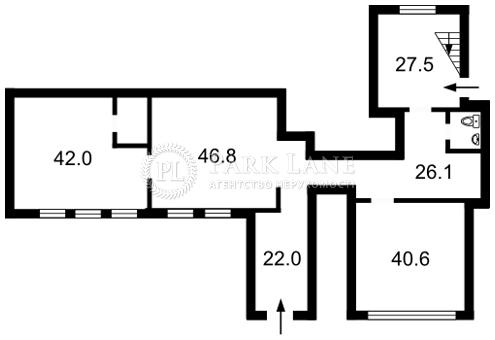 Нежитлове приміщення, Z-1072008, Коновальця Євгена (Щорса), Київ - Фото 4