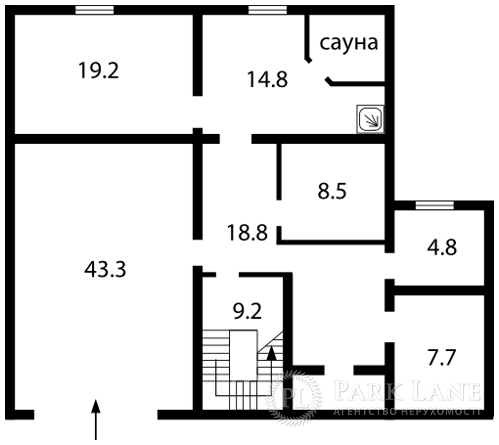 Дом L-14120, Чайки - Фото 4