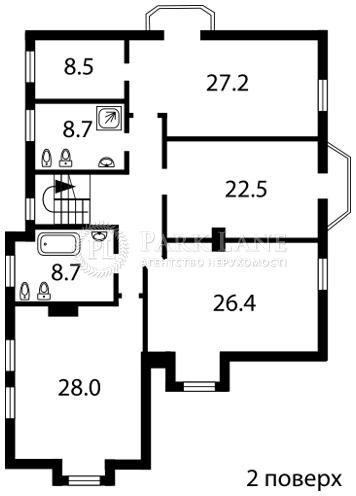 Дом Гостомель, F-25145 - Фото 3