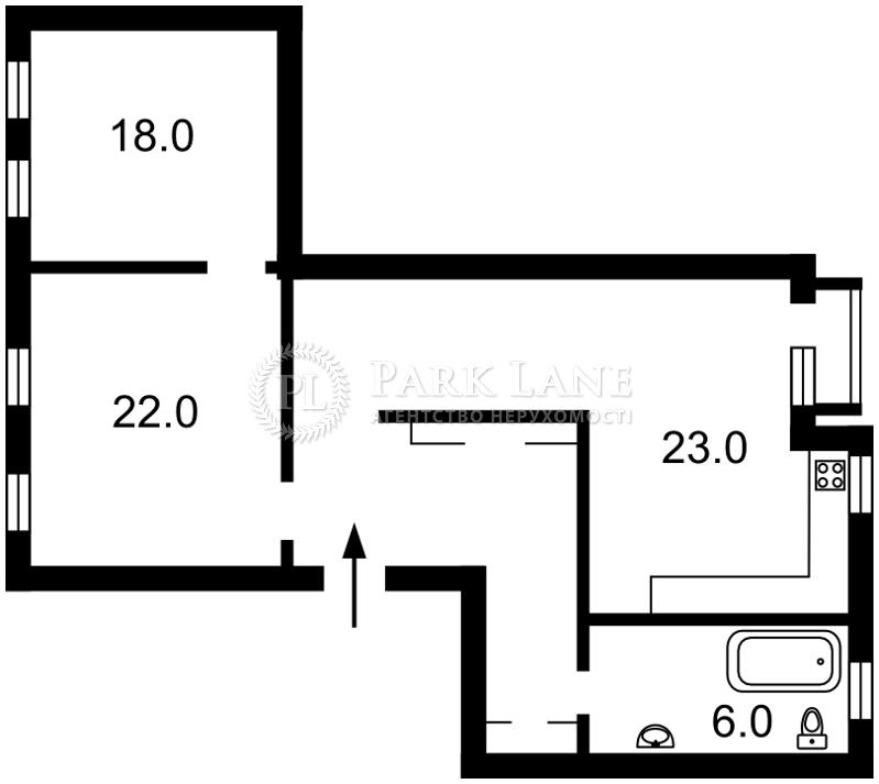 Квартира I-18289, Пирогова, 2, Киев - Фото 4