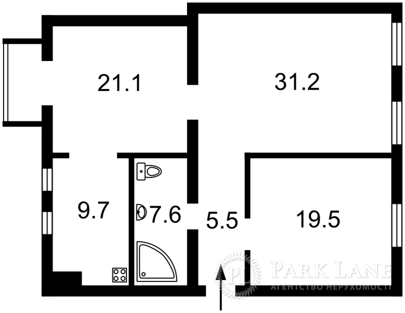 Квартира вул. Леонтовича, 6а, Київ, X-2213 - Фото 2