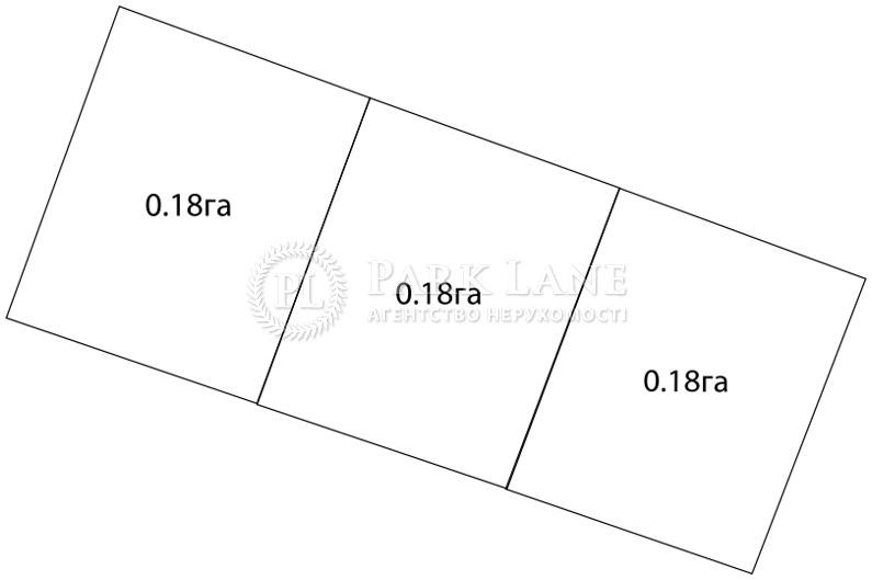 Земельный участок I-18584, Бобрица (Киево-Святошинский) - Фото 1