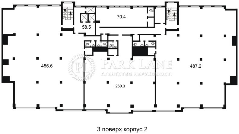 Офис, Гавела Вацлава бульв. (Лепсе Ивана), Киев, Z-977044 - Фото 5
