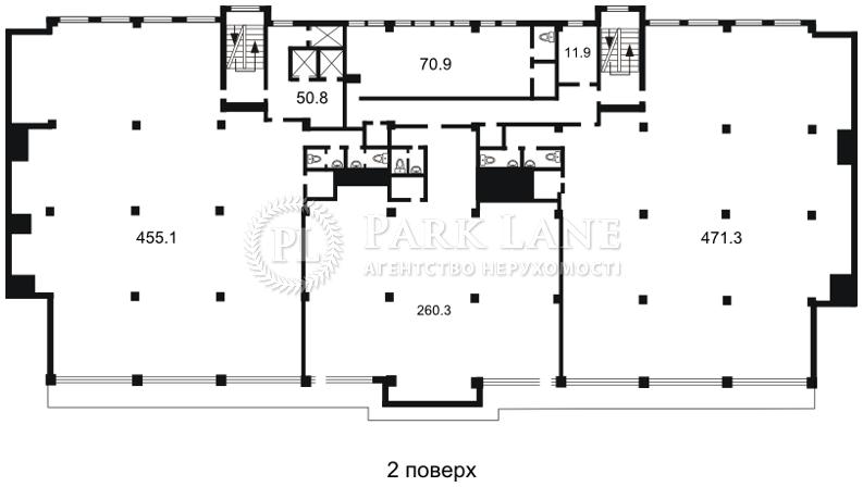Офис, Гавела Вацлава бульв. (Лепсе Ивана), Киев, H-26863 - Фото 3
