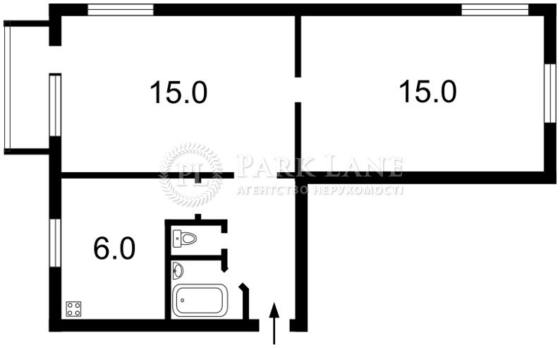 Квартира Z-1119820, Пражская, 27, Киев - Фото 2
