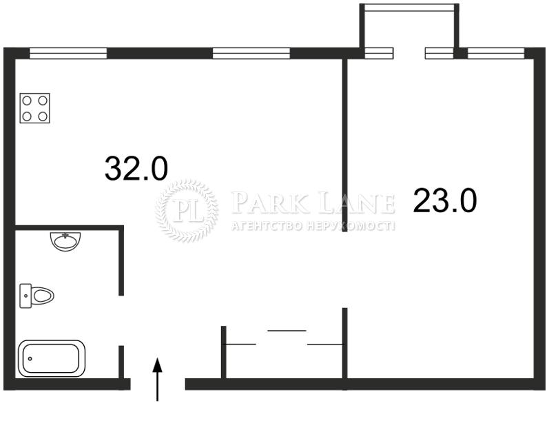 Квартира ул. Богомольца Академика, 3, Киев, X-2775 - Фото 2
