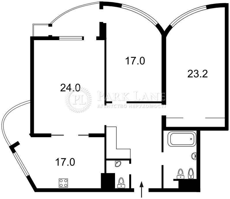 Квартира I-18518, Механизаторов, 2, Киев - Фото 4